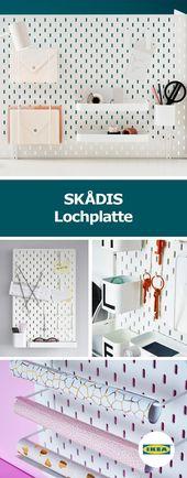 IKEA Deutschland   SKÅDIS ist eine sehr vielseiti…