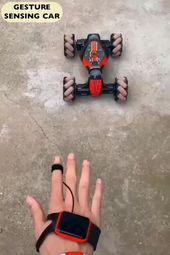 Christmas Limited Time Offer – Gesture Control Double Sided Stunt Car