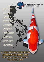 Awesome 1st Philippine Combined Nishikigoi Show 2019 Koi Koi Fish Philippine
