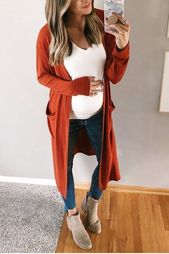 How To Dress For The Cold Fashionably – ClassyStylee – Outfits embarazadas – #Cl…
