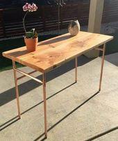 Trendy Diy Schreibtisch Makeover Holz Küchentische 35+ Ideen – #Desk #DIY #ideas #kitchen #makeove …