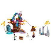 LEGO Disney Princess Frozen 2 Baumhaus 41164 Spielzeug-Baumhaus-Bausatz für Rollenspiele   – Products