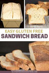 Tom's Gluten Free Sandwich Bread