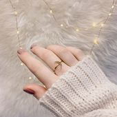 Delicate Rings – Pick your favorite minimalist style rings, rose gold rings and much more – Happiness Boutique