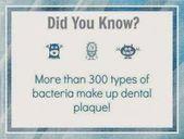 Wussten Sie, dass mehr als 300 Arten von Bakterien Plaque bilden und dass # Make-up # H …   – Make-up und Hautpflege