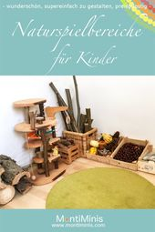 Bye winter! And a little declaration of love to our natural play corner