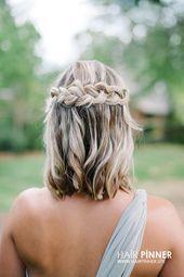 Frisuren Hochzeit | Coiffure femme pour maria – #c…