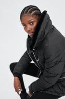 Image 4 Of Sorona Dupont Puffer Jacket From Zara Jacken