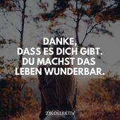 Mehr #Leben und schöne # Sprüche über Leben, Liebe & Glück …   – Quotes