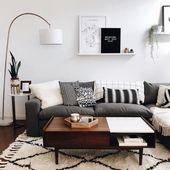 60+ Grey Small Living Room Apartment Designs to Look Amazing