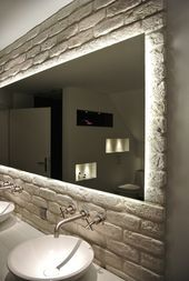 Manufacture Of Custom Made Bathroom Mirrors Including Assembly In