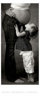 Mutterschaftsfotografie I Want / Mutterschaftsfotografie mit Geschwistern – Goog