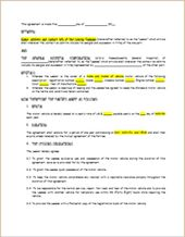 Residential Tenancy Agreement Template Download At HttpWww