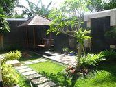 Tropischer Garten für kleinen Hinterhof Inneneinrichtung & Möbeldesign  #garte… – Garden DIY Projects