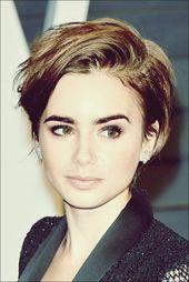 50 süße kurze Haarschnitte für Frauen, um charmant auszusehen – Frisur ideen