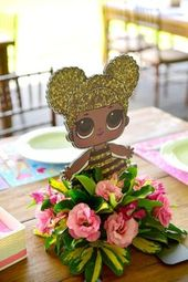 Festa LOL em Brasília: o tema queridinho das meninas virou festa e mães de Bra… – lol birthday