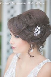 21 inspirational vintage retro wedding hairstyles