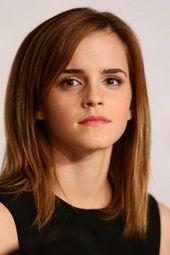 Weitere Bilder von Emma Watson Medium Straight Cut