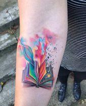 Siehe, 80 Tattoos, die jedes Mädchen sehen muss
