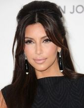 Top 15 Kim Kardashian Hairstyles – Kim Haircuts Pictures