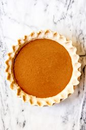 This Easy Homemade Pumpkin Pie is a classic addition to any Thanksgiving dessert…