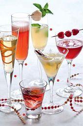 Cocktails de Noël : 15 recettes festives