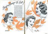 Ihr Vintage Haar- und Make-up-Guide im Herbst