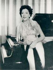Helen Morgan Classic Hollywood American Actress Actresses