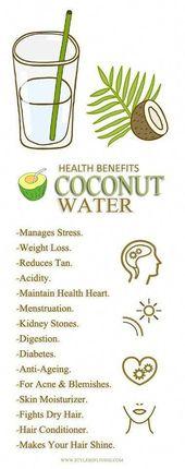 25 erstaunliche gesundheitliche Vorteile von Kokosnusswasser (Nariyal Pani