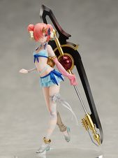 Anime Fate Saber Stay Night Summer Student// Sailor Suit PVC Figure Toy Gift