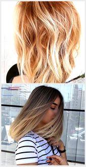 50 der trendigen erdbeerblonden Haarfarben für dieses Jahr – neue Damenfrisuren