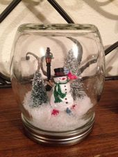 19 DIY Dollar Store Weihnachtsdekor Ideen