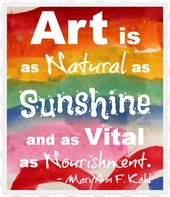 Finest Artwork and Creativity Quotes for Kids & Adults