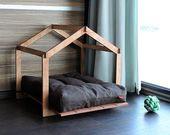 Hundehütte – Skeleton Lounge. Modernes Hundehaus,…