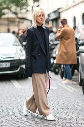 Camille Charrière, Yasmin Sewell, Susie Lau & Co.: Das sind die coolsten Looks der Streetstyle-Stars aus Paris.