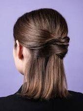 Schnelle Frisuren zum Selbermachen: Locker gesteck…