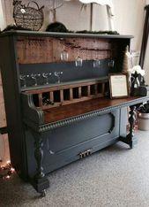 13 Repurposed Piano Parts Into Useful Stuffs