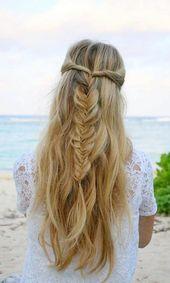 Neueste Abschlussball-Haarpflege #easypromhairstyles - #easypromhairstyles #latest - #new