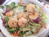 Bunter Salat mit Garnelen, Vapiano / Herrengasse, Wien – Essens- / Snackideen – … – Einfache Salat Rezepte