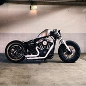Sportster | Bobber Inspiration – Bobbers und Custom Motorräder September 2014   – Bikes