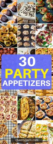 30 Party Appetizers: Food Ideas To Feed A Crowd