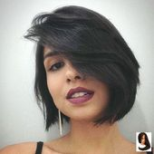 #hair #cutting #short #from #Hairstyle for round faces #RedondoCut
