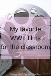 Favourite Motion pictures about WWII