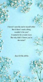 Wallpaper iphone quotes songs kpop 28 New ideas
