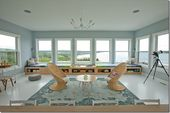 Sitzbank unter dem Fenster ?; Angela Angle Saltbox Ferienhaus in NS   – New House!