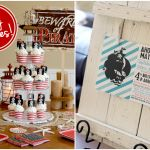 Ahoy Matey! Adorable Pirate Birthday Party