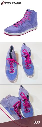 Nike Air Force 1 Light High Decons Purple | 10 Brand: Nike  Size: 10 Womans   __…