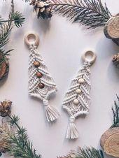 Mit Kindern schöne Weihnachtsstöcke basteln!   – Noël