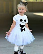 Make ghost costume yourself