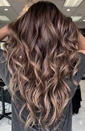 51 Wunderschöne Haarfarbe, die es wert ist, in dieser Saison ausprobiert zu werden – Fabmood | Hochzeitsfarben, Wedd …  – Stuff I like